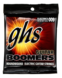 GHS EL GTR,BOOMER,EXTRA LIGHT,009