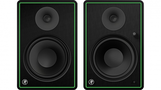 Mackie CR8-XBT(Pair) 8 inch Creative Reference Multimedia Monitors with Bluetooth (CR8XBT / CR8-XBT)
