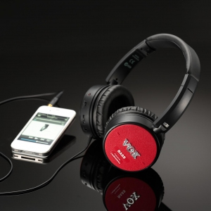 Vox amPhones Active guitar headphones