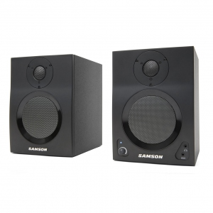Samson MediaOne BT4 Active Studio Monitors with Bluetooth® (Pair)