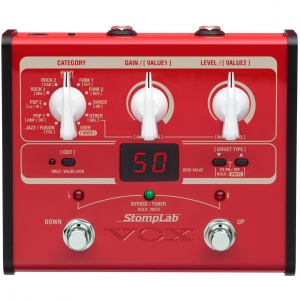 Vox Stomplab 1B Bass multi-effects pedal