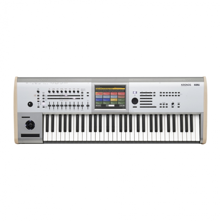 Korg Kronos Titatium Limited Edition Music Workstation Keyboard