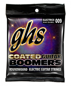 GHS EL GTR,COATED BOOMER,CUSTOM LIGHT