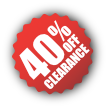 Clearance-40%Off