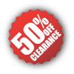 Clearance-50%Off