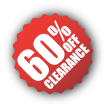 Clearance-60%Off